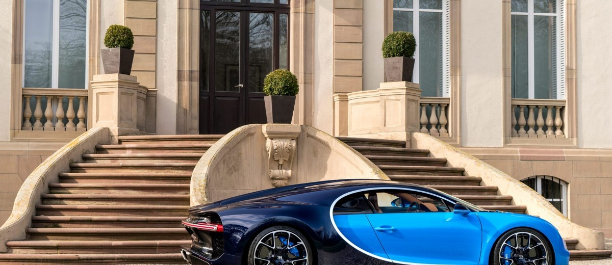 Bugatti The Bugatti Press Conference Will Be Streamed
