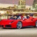 2016 Ferrari 488 Spider - London Launch Party + V8TT Sound Samples