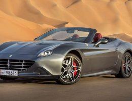 2016 Ferrari California T – Deserto Rosso