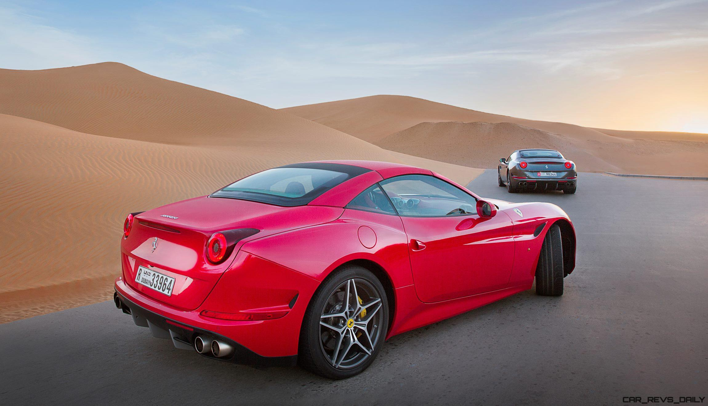 2016 ferrari california t deserto rosso. Black Bedroom Furniture Sets. Home Design Ideas