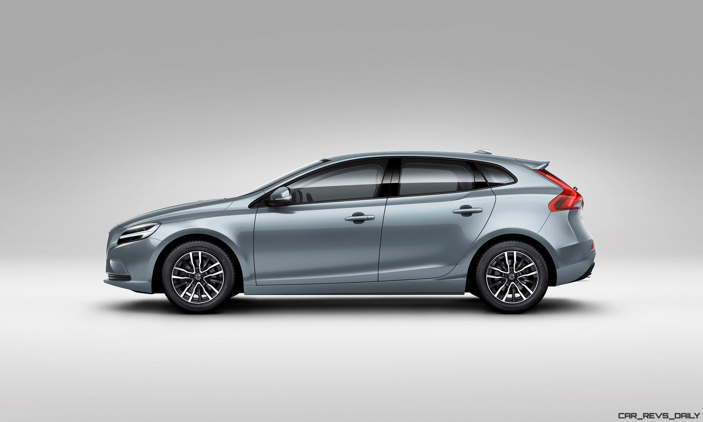 175950 volvo v40 t4 momentum studio profile. Black Bedroom Furniture Sets. Home Design Ideas