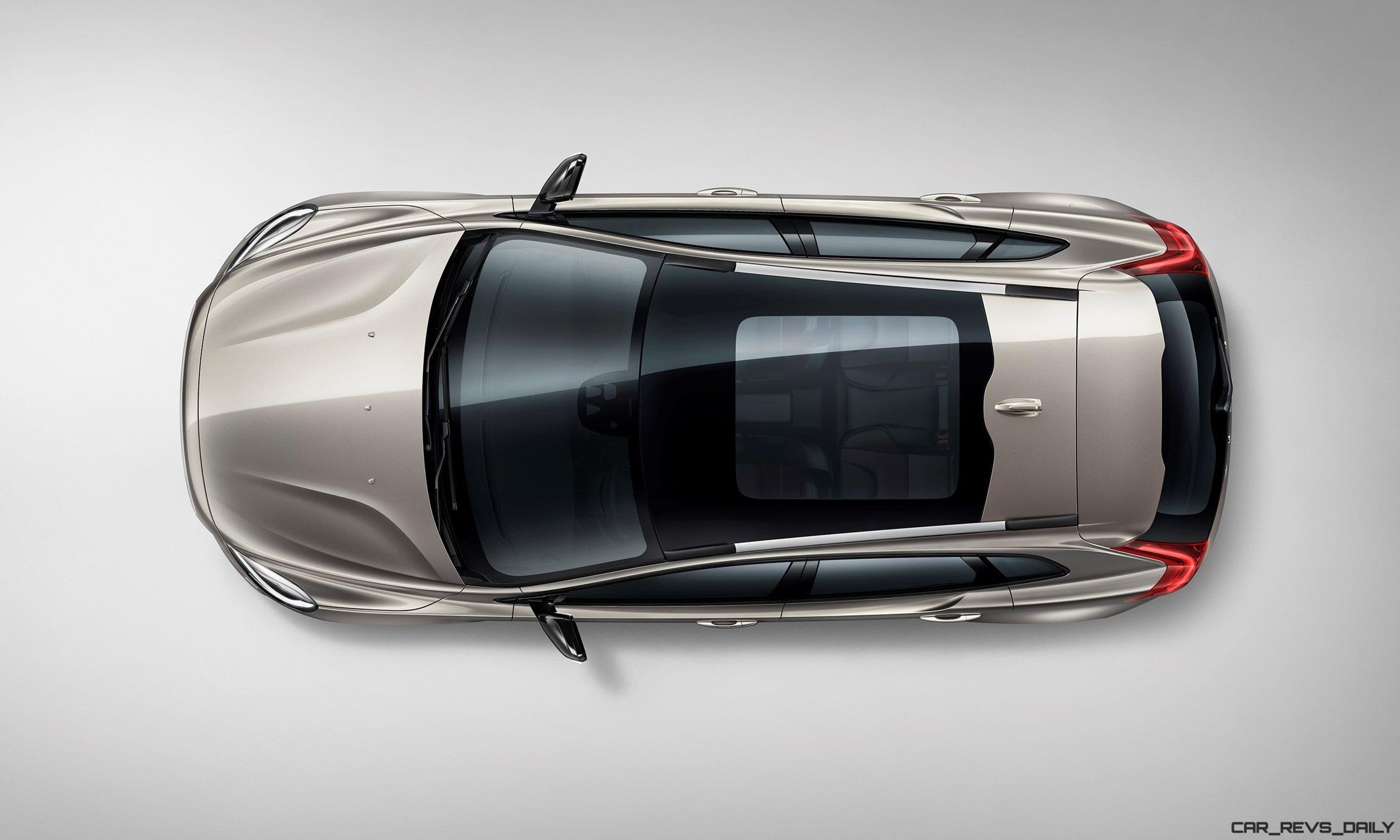 2017 Volvo V40 And V40 Cross Country Facelift Revealed
