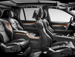 Geneva Debuts – 2016 Volvo XC90 EXCELLENCE – Quad-Throne PHEV Limo for Davos Crowd