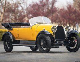 RM Amelia 2016 – 1925 Bugatti Type 30 Tourer