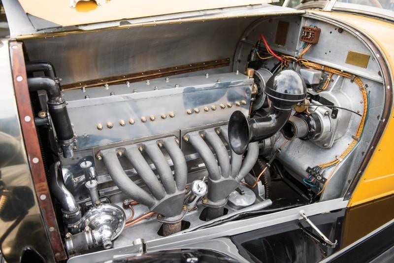 1925 Bugatti Type 30 Tourer  11