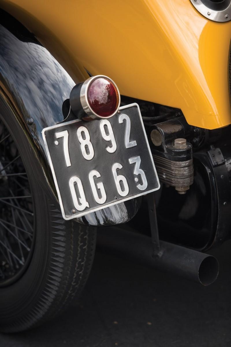 1925 Bugatti Type 30 Tourer  14