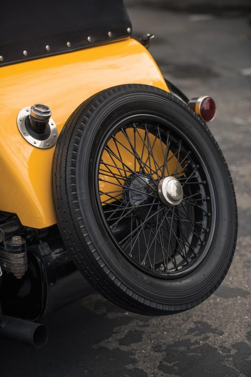 1925 Bugatti Type 30 Tourer  15