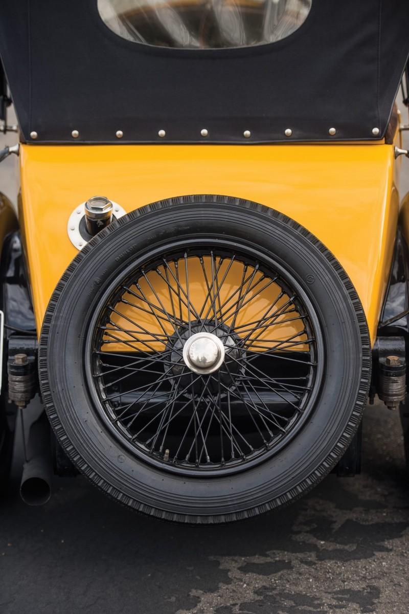 1925 Bugatti Type 30 Tourer  16