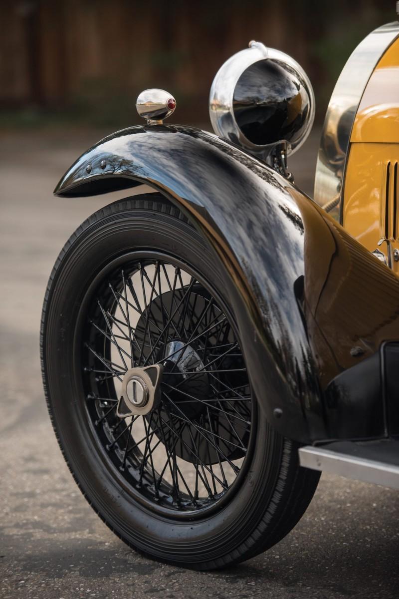 1925 Bugatti Type 30 Tourer  18