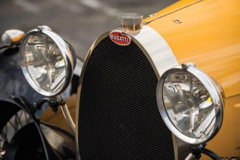 1925 Bugatti Type 30 Tourer  21