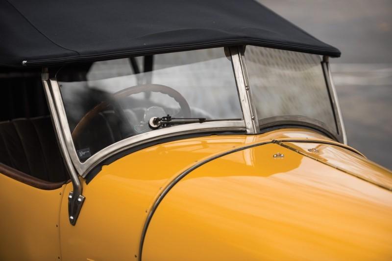 1925 Bugatti Type 30 Tourer  23