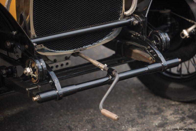 1925 Bugatti Type 30 Tourer  26