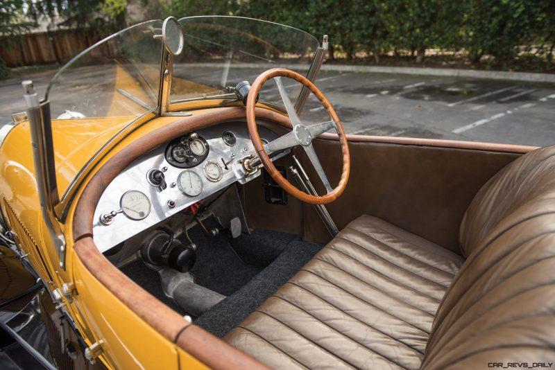 1925 Bugatti Type 30 Tourer  28