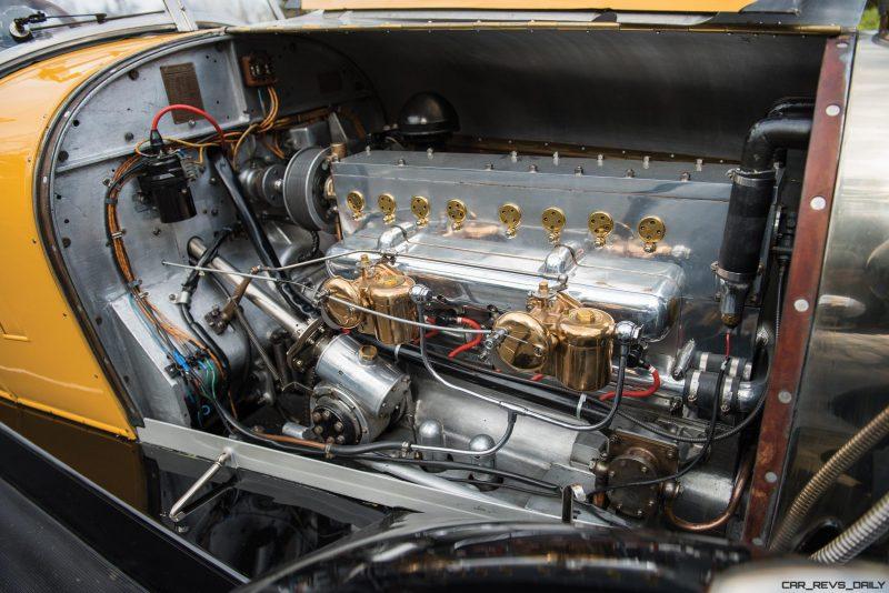 1925 Bugatti Type 30 Tourer  3