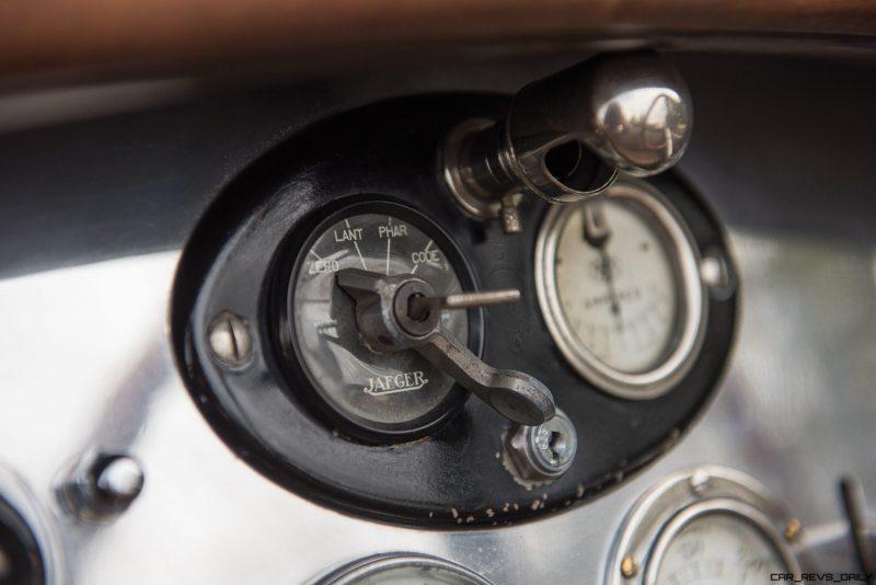 1925 Bugatti Type 30 Tourer  31