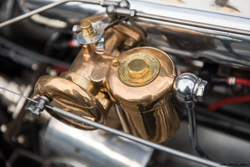 1925 Bugatti Type 30 Tourer  36