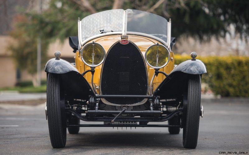 1925 Bugatti Type 30 Tourer  6