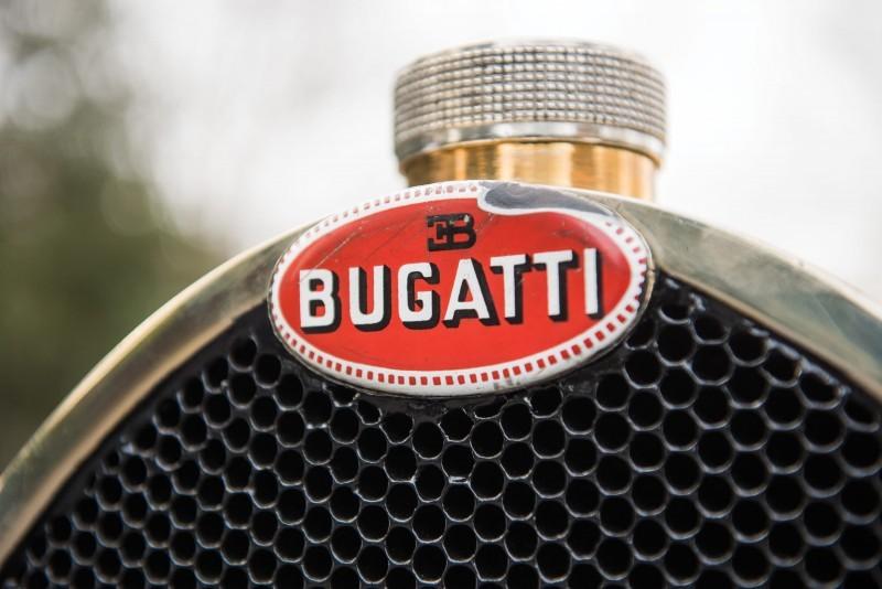 1925 Bugatti Type 30 Tourer  7