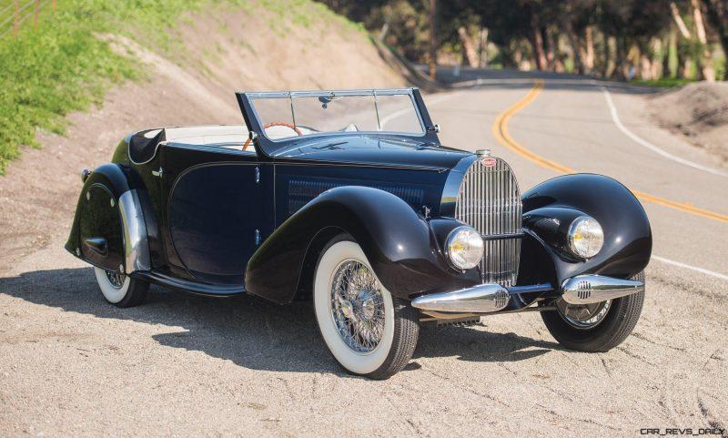 1936 Bugatti Type 57 Stelvio 1