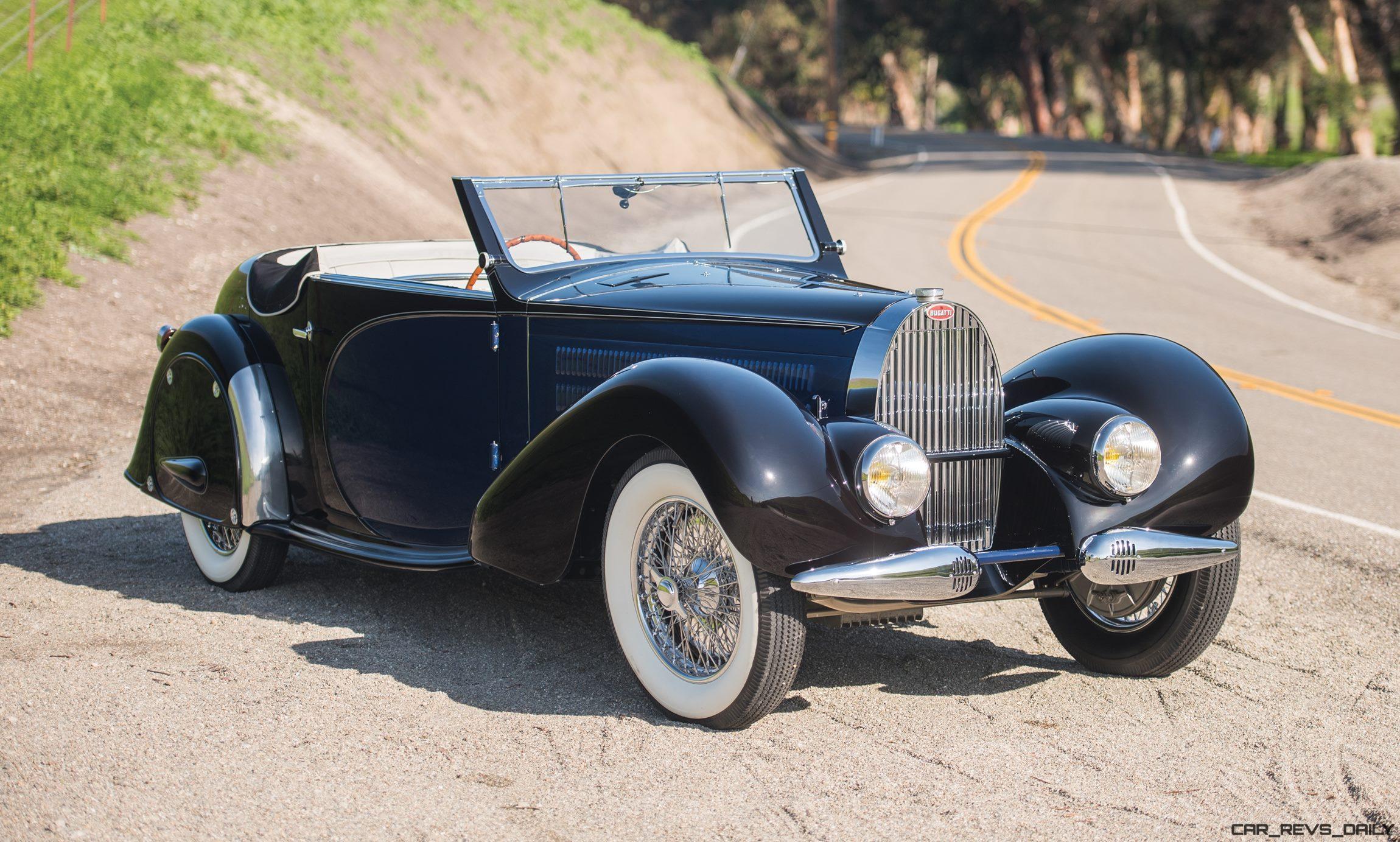 rm amelia 2016 1936 bugatti type 57 stelvio. Black Bedroom Furniture Sets. Home Design Ideas
