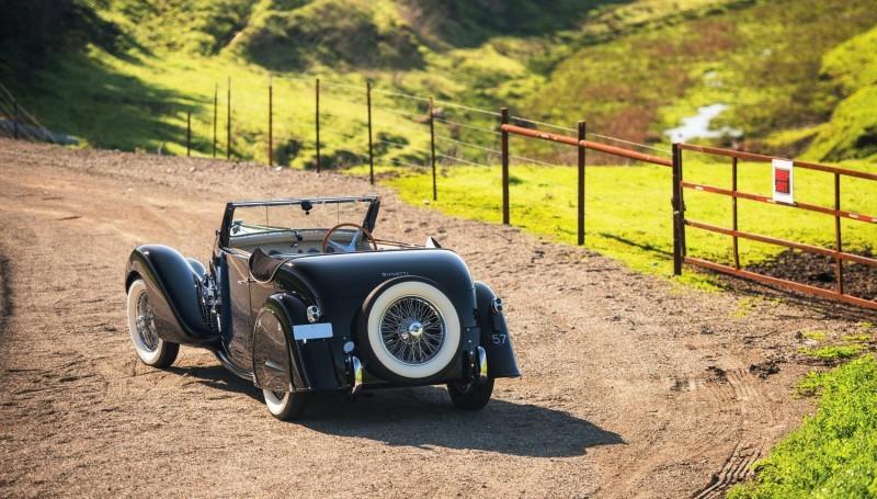 1936 Bugatti Type 57 Stelvio 50