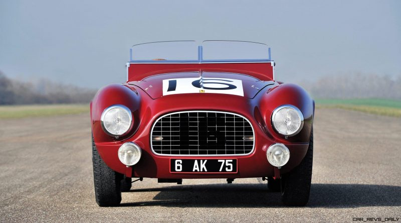 1951 Ferrari 340 America Barchetta by Touring - Surviving RHD LeMans Racer Shows Humble Origins 1951 Ferrari 340 America Barchetta by Touring - Surviving RHD LeMans Racer Shows Humble Origins 1951 Ferrari 340 America Barchetta by Touring - Surviving RHD LeMans Racer Shows Humble Origins
