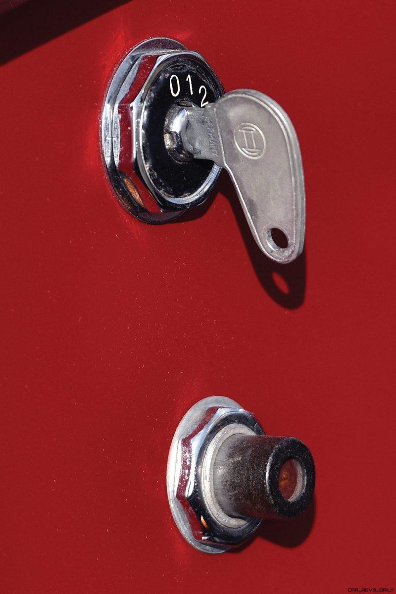 1951 Ferrari 340 America Barchetta by Touring (RHD) 16