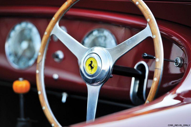 1951 Ferrari 340 America Barchetta by Touring (RHD) 17