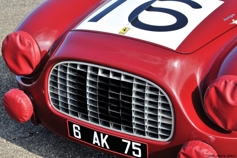 1951 Ferrari 340 America Barchetta by Touring (RHD) 8
