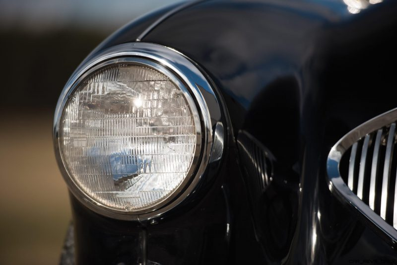 1956 Austin-Healey 100M Le Mans Speedster in Left Hand Drive 20