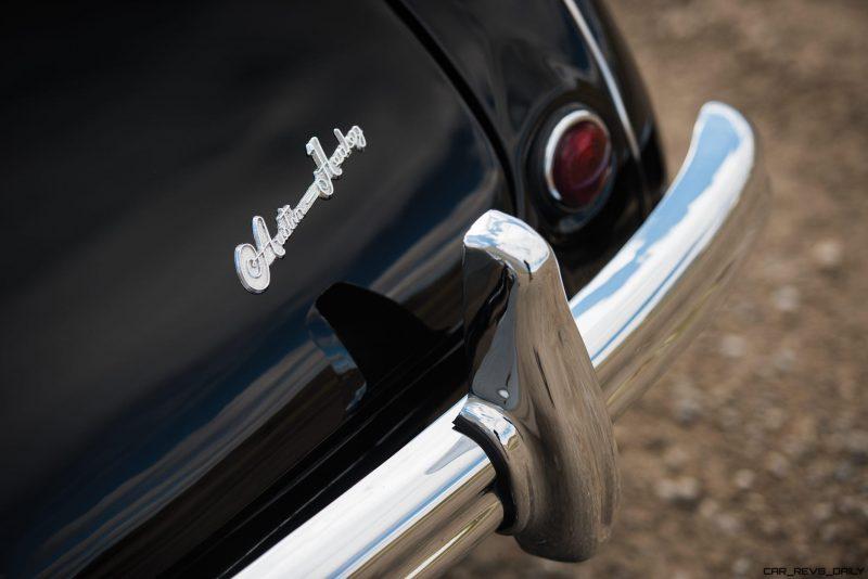 1956 Austin-Healey 100M Le Mans Speedster in Left Hand Drive 25