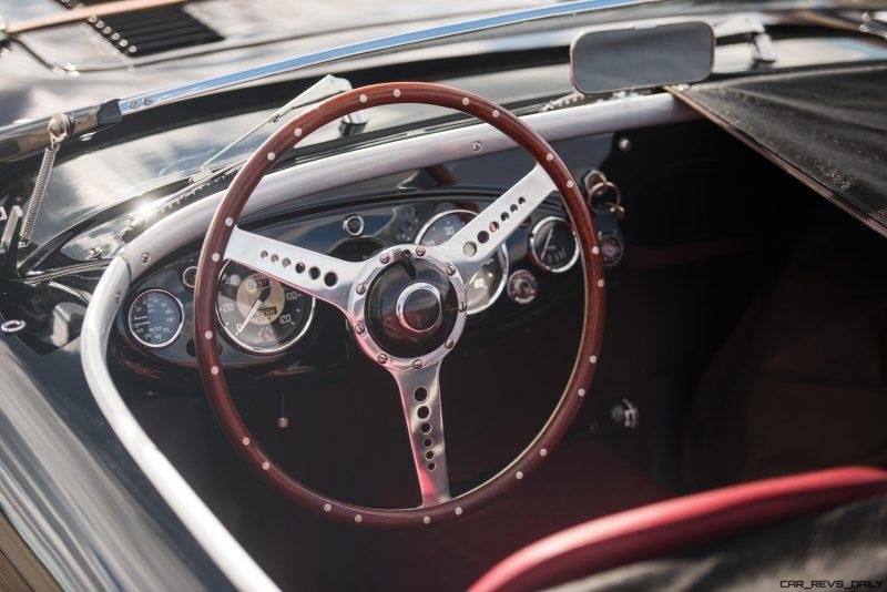 1956 Austin-Healey 100M Le Mans Speedster in Left Hand Drive 27