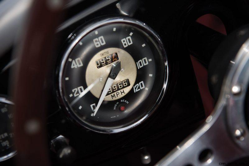 1956 Austin-Healey 100M Le Mans Speedster in Left Hand Drive 30
