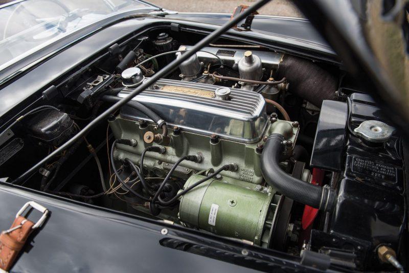1956 Austin-Healey 100M Le Mans Speedster in Left Hand Drive 36