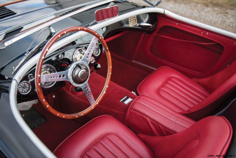 1956 Austin-Healey 100M Le Mans Speedster in Left Hand Drive 4