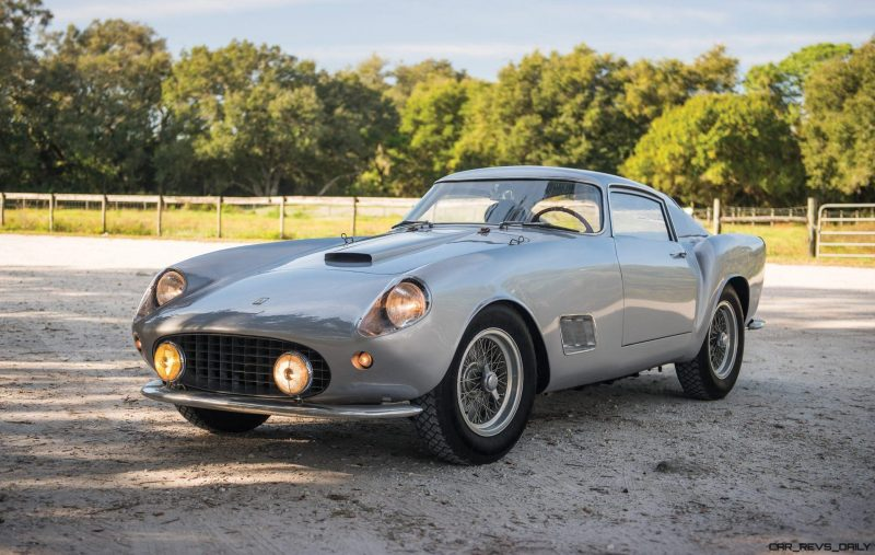 1957 Ferrari 250 GT LWB Berlinetta Tour de France 1