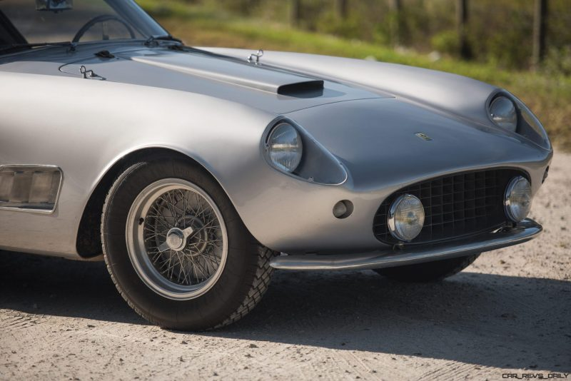 1957 Ferrari 250 GT LWB Berlinetta Tour de France 15