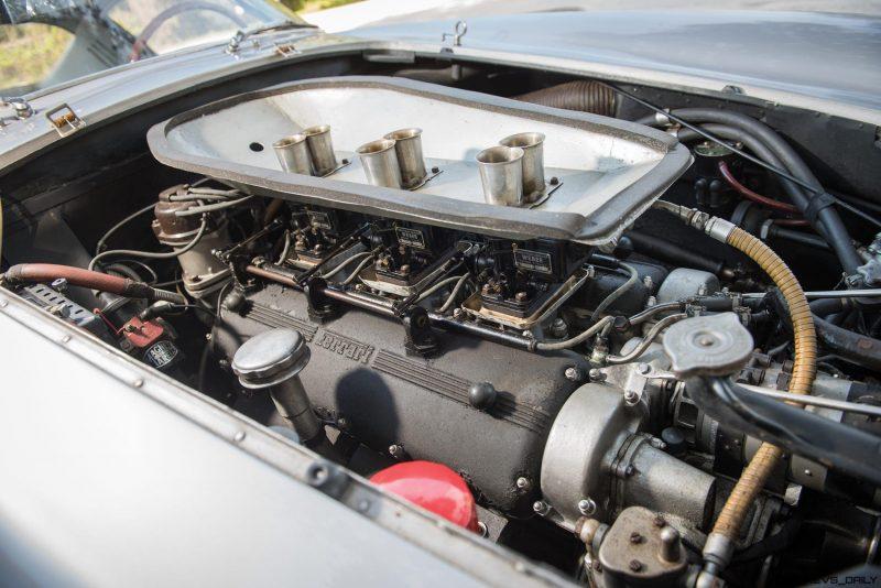 1957 Ferrari 250 GT LWB Berlinetta Tour de France 27
