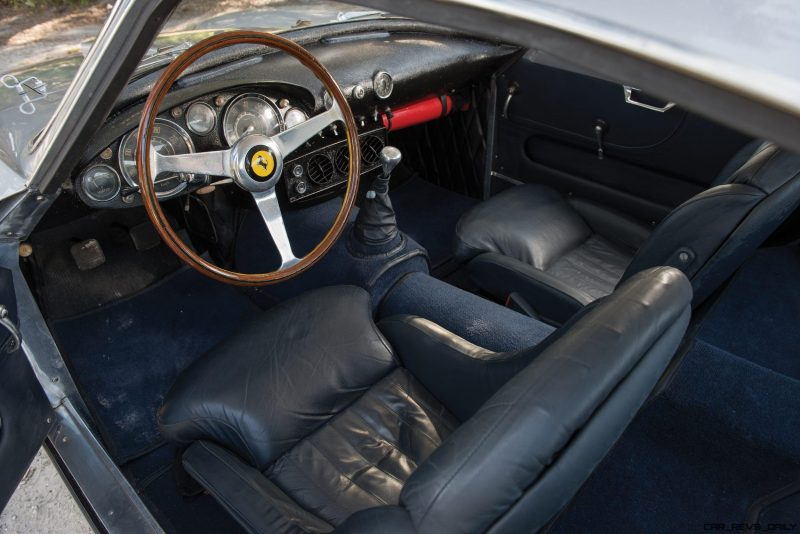 1957 Ferrari 250 GT LWB Berlinetta Tour de France 36