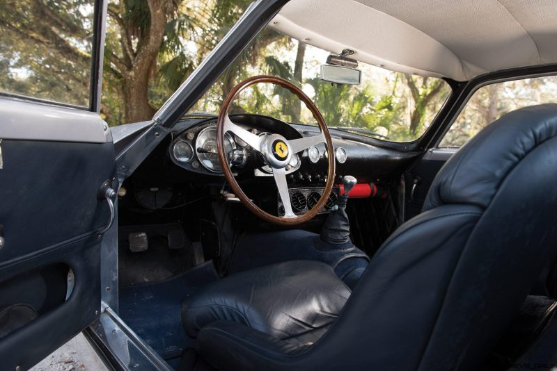 1957 Ferrari 250 GT LWB Berlinetta Tour de France 4