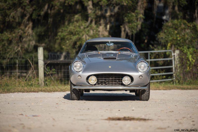 1957 Ferrari 250 GT LWB Berlinetta Tour de France 6