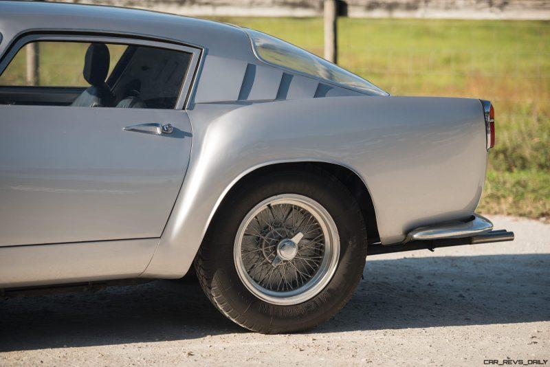 1957 Ferrari 250 GT LWB Berlinetta Tour de France 9