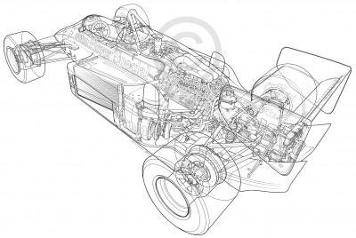 1986 Lotus Renault F1 35