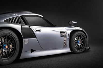 1997 Porsche 911 GT1 Evolution 11