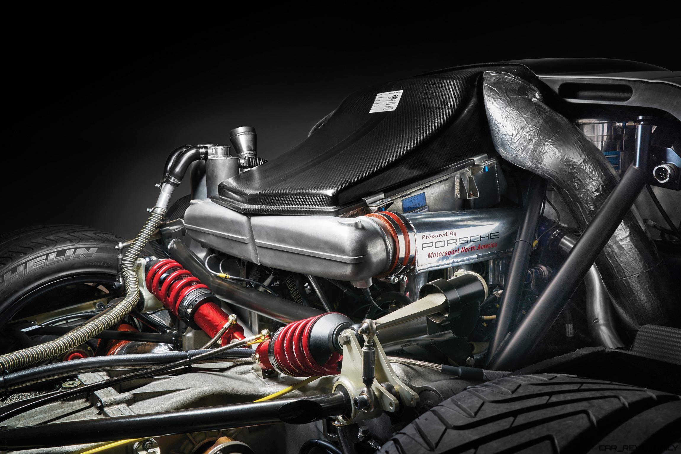 rm monaco 2016 preview 1997 porsche 911 gt1 evolution animated bodywork peelaways car revs. Black Bedroom Furniture Sets. Home Design Ideas