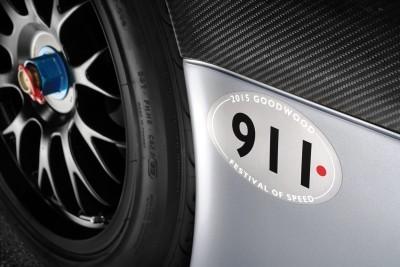 1997 Porsche 911 GT1 Evolution 6