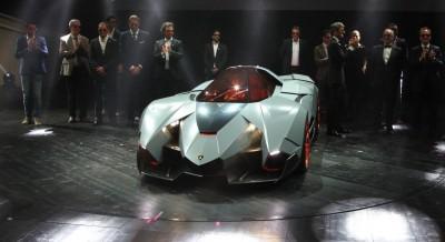 2011 Lamborghini EGOISTA 1