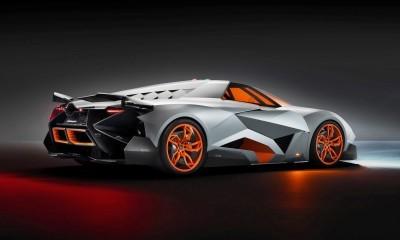 Lamborghini Concept 2013 Egoista Concept Flashback - 20...