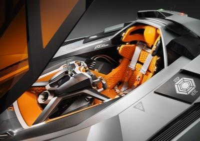 2011 Lamborghini EGOISTA 16