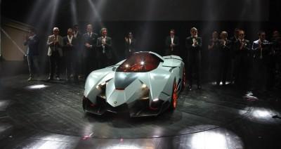 2011 Lamborghini EGOISTA 2